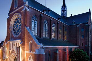 Oude kerk Mechelen