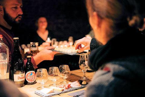 bierdegustatie Antwerpen